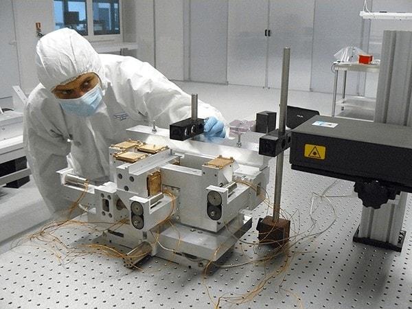 nano positioning